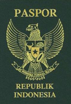 Cara membuat paspor Cara Membuat Paspor Indonesia