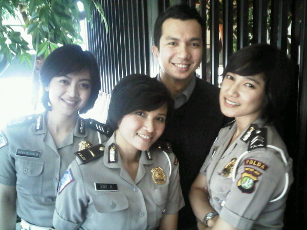 Polisi Cantik Foto Polwan Tercantik