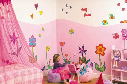 Tips Dekorasi Kamar Tidur Anak Perempuan