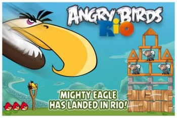 Download Angry Birds Rio PC 350x233 Download Angry Birds Rio PC Versi Terbaru