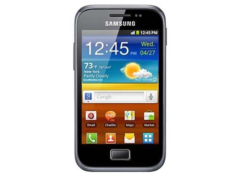 Review Samsung Galaxy Ace Plus S7500
