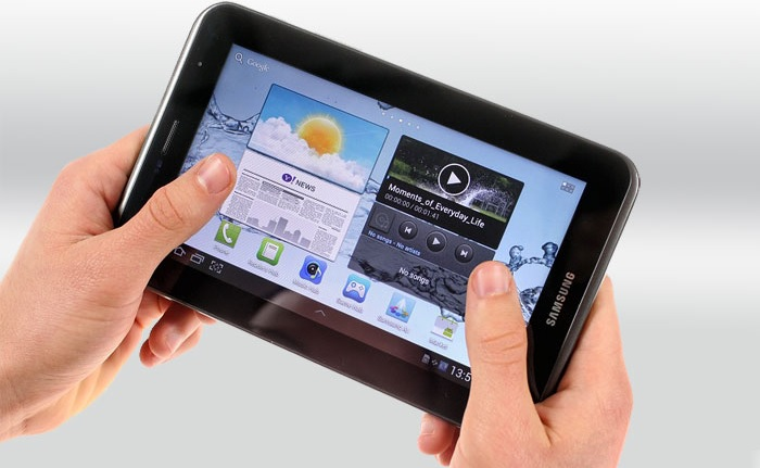 review Samsung Galaxy Tab 2 7.0 P3100
