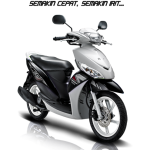 teen big black yamaha mio j 150x150 Moge HD Murah di Indonesia