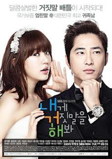 sinopsis lie to me Sinopsis Lie To Me Lengkap Drama Korea