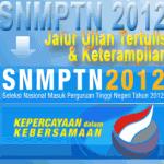 Cara Daftar SNMPTN Tulis 2012