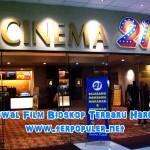 Jadwal Film Bioskop Indonesia Terbaru