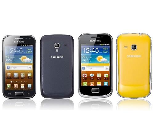 Samsung Galaxy Mini 2, Ponsel mungil yang cerdas