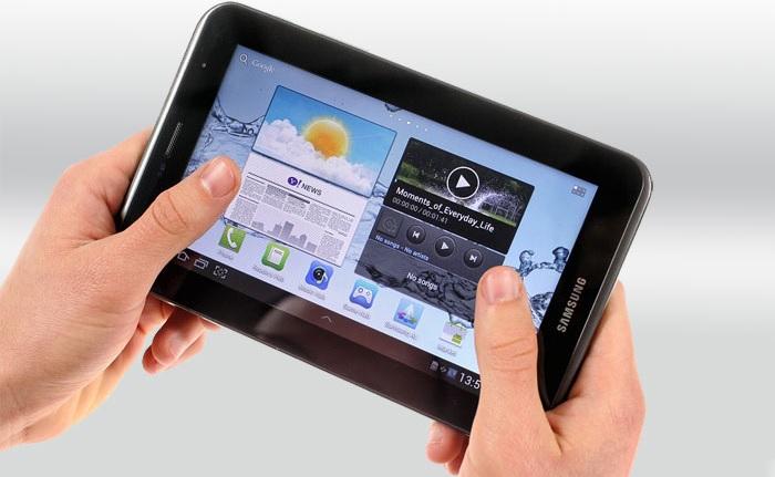review Samsung Galaxy Tab 2 7.0 P3100