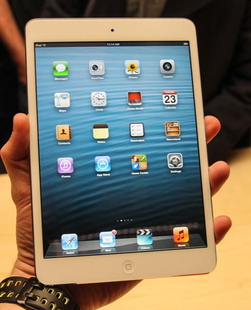 Review Apple iPad 4 Mini