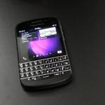 Review BlackBerry Q10