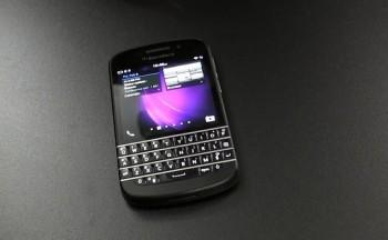 q10 350x216 Review BlackBerry Q10