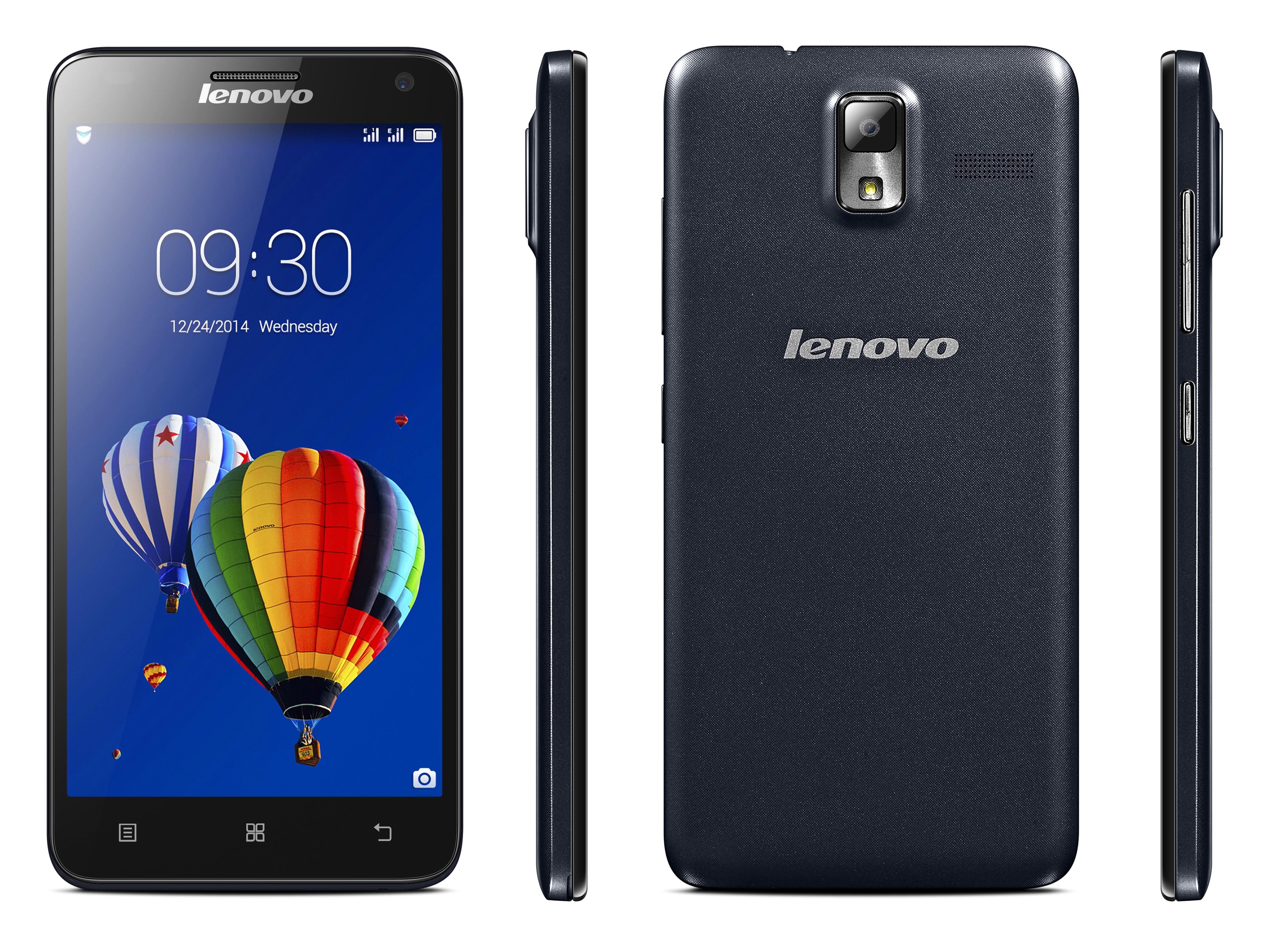 Update Spesifikasi Lenovo S580