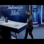 Rio Bieber Indonesian Idol 2012